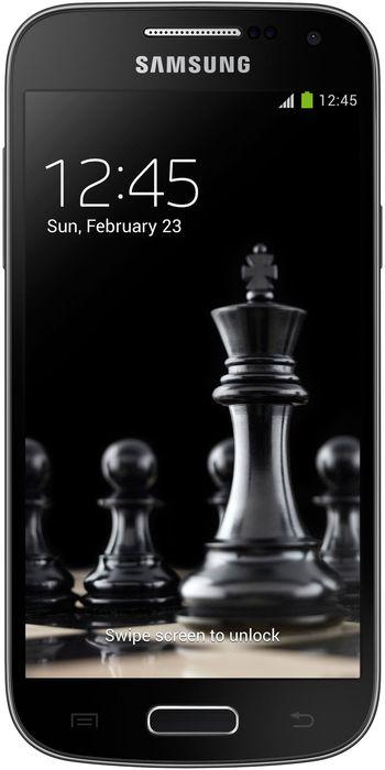 Galaxy S4 Mini LTE Black Edition