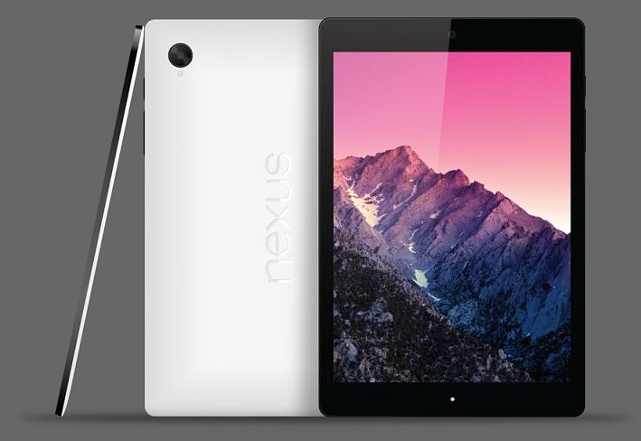 HTC Nexus 9 Prototype