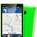 Nokia X2 Dual SIM Maps