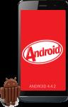 Micromax Canvas L (A108) KitKat