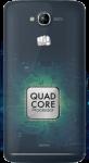 Micromax Canvas L (A108) Quad-Core