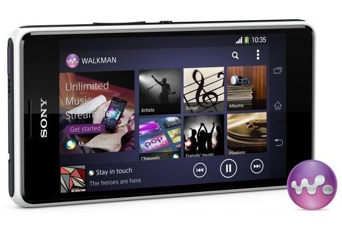 Android 4.4.2 Xperia E1 Dual