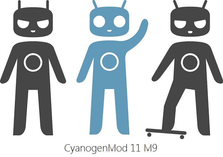 CyanogenMod 11 M9 for HTC One M8