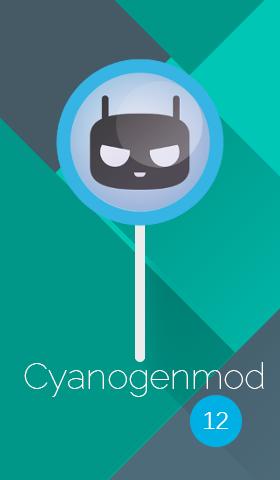 Cyanogen Mod 12 Lollipop Moto X