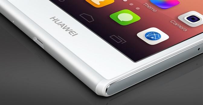 Huawei Ascend P7 White