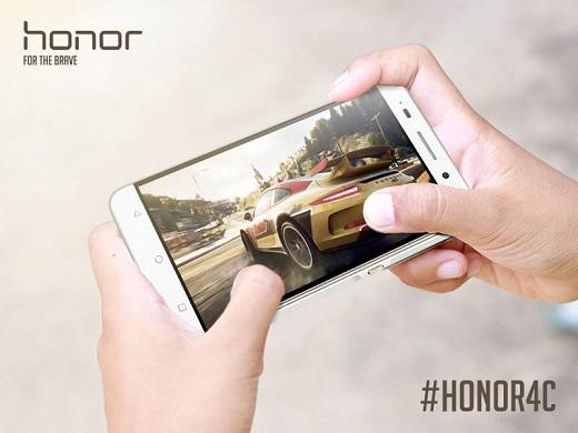 Honor 4C B160 KitKat