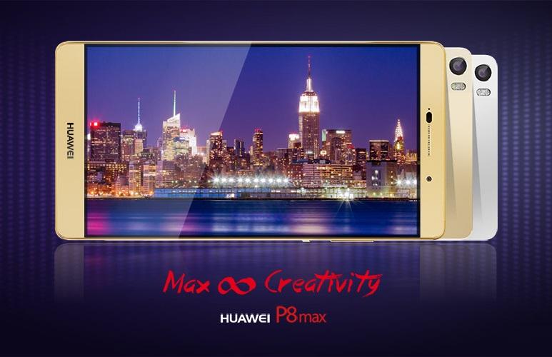 Huawei P8 Max Marshmallow