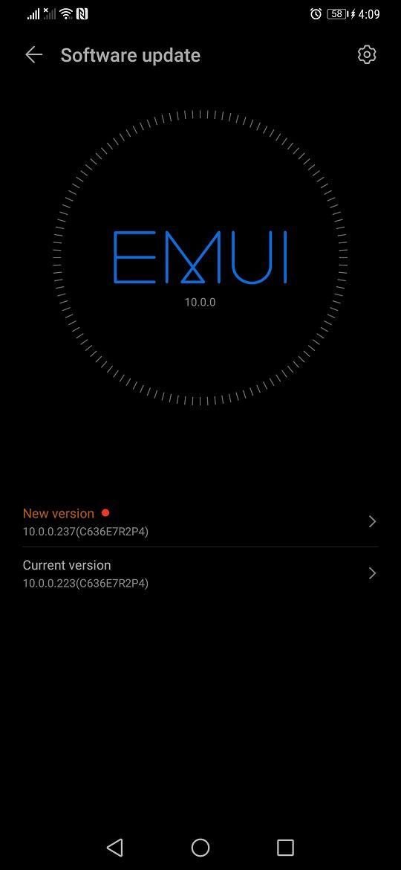 Huawei Mate 20 Pro June Update